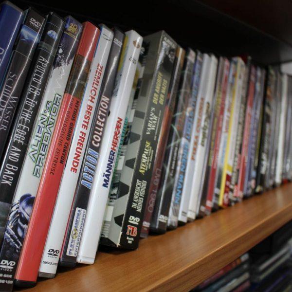 Gebrauchte DVDs zum Verkauf