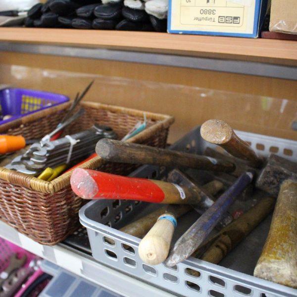 Gebrauchte Werkzeuge für den Verkauf