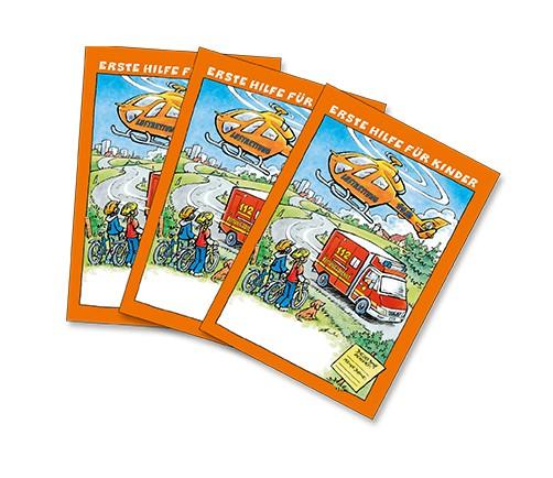 """""""Erste Hilfe für Kinder""""-Buch"""