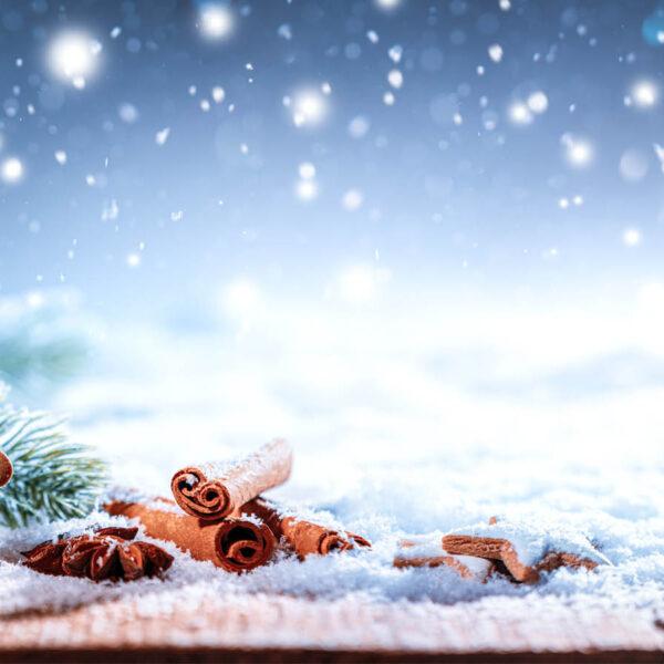 Weihnachtliche Grafik
